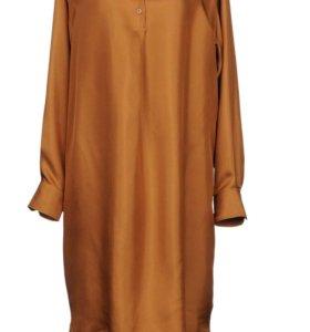 Шелковое платье Maison Margiela 42IT