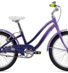 Подростковый велосипедист Bella