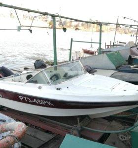 Моторная лодка Нептун 400