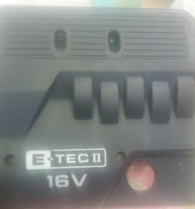 Накладка двигателя 6а шевроле лачетти