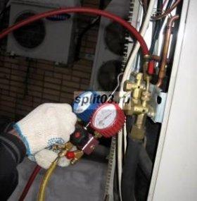 Заправка фреоном и обслуживание кондиционеров