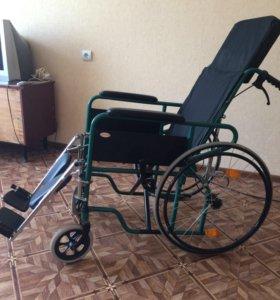 Инвалидная коляска трансформер в отл. состоянии.