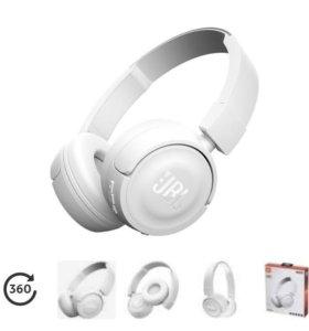 Наушники Bluetooth JBL T460BT white