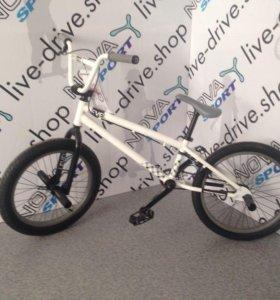 BMX трюковый Велосипед level экстрим серия x-fan