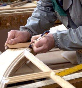 Столяр в цех по производству деревянной мебели