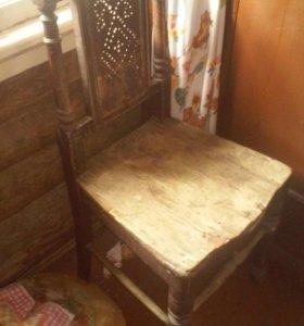 стул антикварный