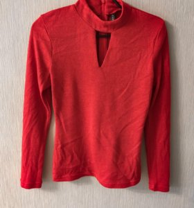Красная кофта с люрексом CONCEPT CLUB