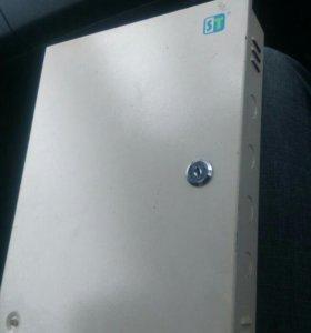 Блок питания ST, на 18 ампер, видеонаблюдение.