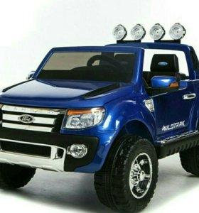Детский электромобиль Ford wingo ranger lux