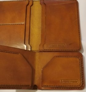 Набор мужской, кошелек и портмоне