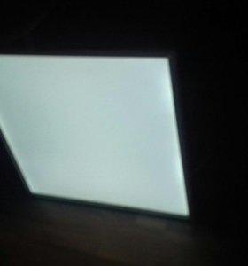 Потолочная ультратонкая панель LED Армстронг