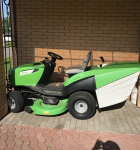 Трактор садовый Viking MT 6127 ZL