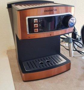 Кофемашина, кофеварка Polaris