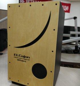 Кахон Roland El Cajon EC-10
