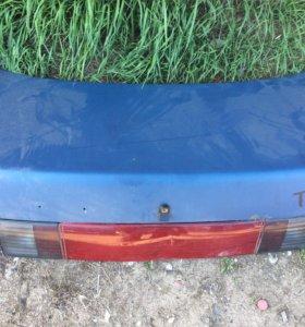 Крышка багажника на ваз 2110