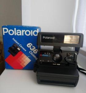 Фотоаппарат 📸 полароид 636