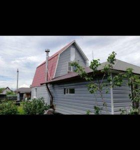 Дом, 50.4 м²