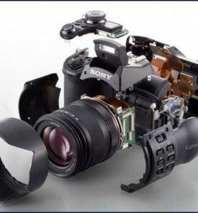 Ремонт цифровой фото/видео техники