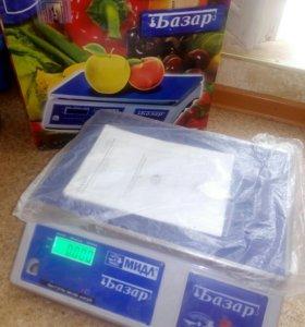 Весы порционные до 15кг