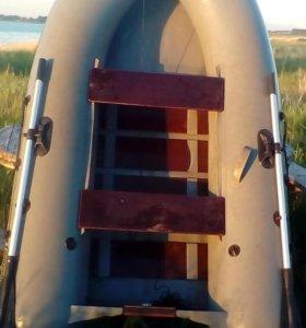 Лодка ПВК Навигатор эконом 270
