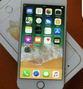 iPhone 6s 64в отличном состоянии