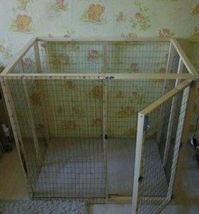 Клетка для собачек