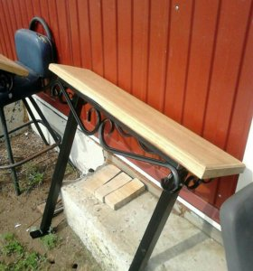 Лавка + стол