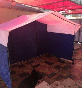 Продаю торговую палатку в отличном состоянии