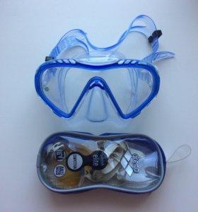 Очки для плавания и маска