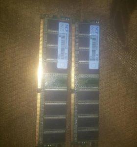 Оперативная память ddr 400 512 mb