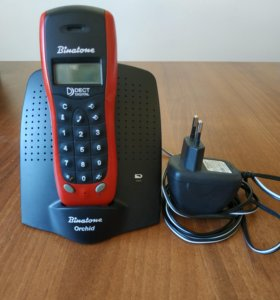 Радиотелефон Binatone Orchid XD1100