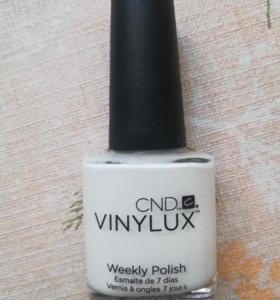 CND Vinylux (для французского маникюра)