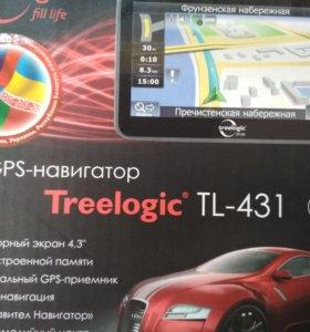Навигатор Treelogic