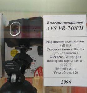 Видеорегистратор AVS