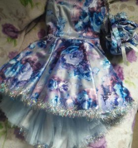 Платье 5-7лет