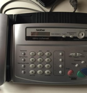Факс brother FAX-335MCS