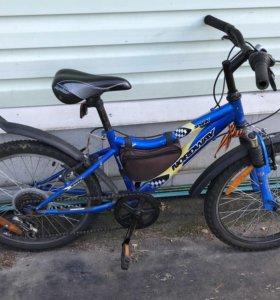 Детский велосипед Nordway Spark