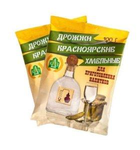 Дрожжи Красноярские