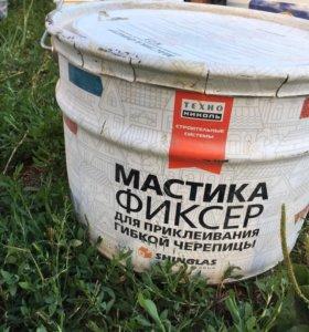 Мастика фиксер 12кг