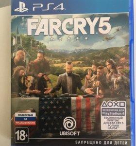 FarCry5 на PS4