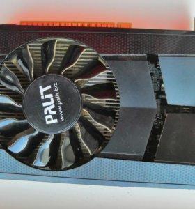 Видеокарта Nvidia Geforce GTX 650 Ti