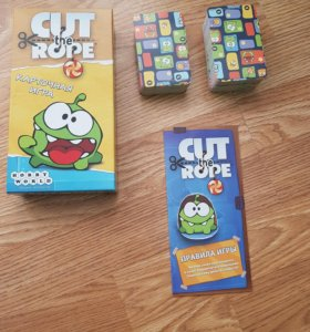 Cut The Rope: Card Game
