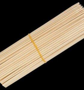 Шпажки бамбуковые