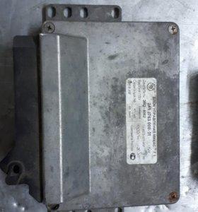 ЭБУ компьютер двигателя, газель, волга