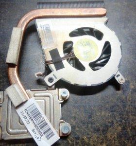 Радиатор охлаждения ноутбука DNS SWHA