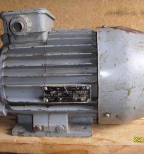 Электродвигатель Асинхронный СССР