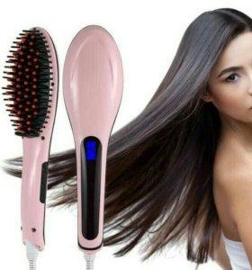 Расчёска для выпрямления волос