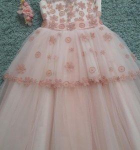 Нарядное платье Trinity bride