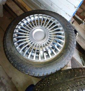 Зимняя резина matador sibir ice 2 с дисками