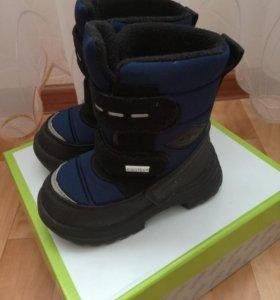Зимние ботинки р. 26